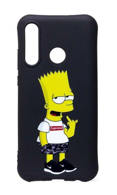 Чехол - накладка для Honor 10 Lite силикон Bart Supreme