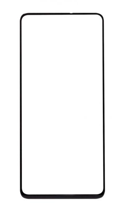 Защитное стекло для Xiaomi Mi 11 Lite на весь экран, черная рамка