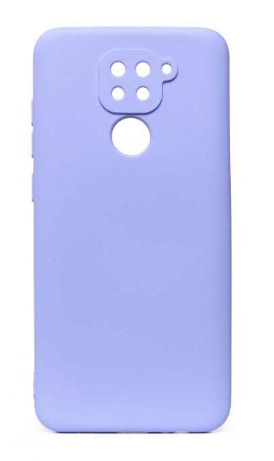 Чехол - накладка для Xiaomi Redmi Note 9 силикон Activ Full Violet