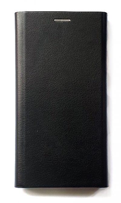 Чехол - книжка для iPhone 7 / 8 Plus полиуретан Flip Case Black