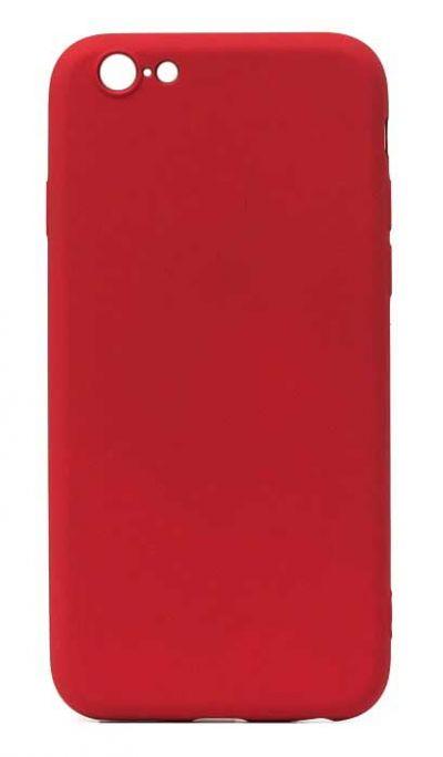 Чехол - накладка для iPhone 6 / 6S силикон Burbon org