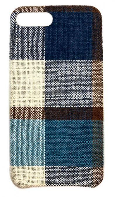Чехол - накладка для iPhone 7 / 8 Plus силикон Плетенный