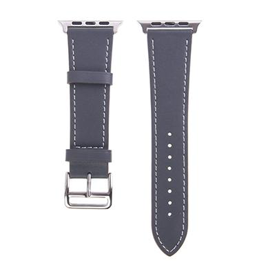 Ремешок для Apple Watch 38 / 40 мм с классической застежкой (grey)