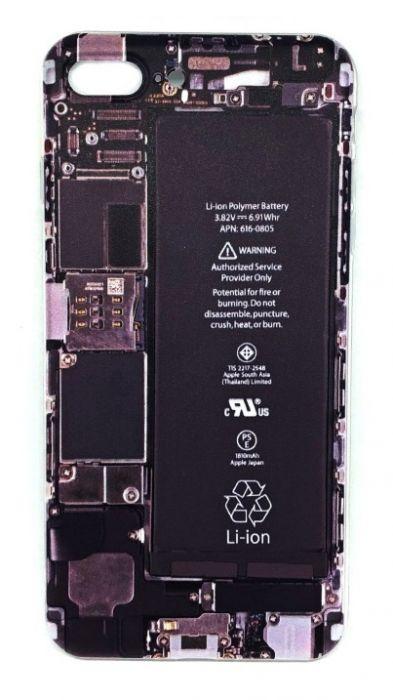 Чехол - накладка для iPhone 7 / 8 Plus силикон Without cover
