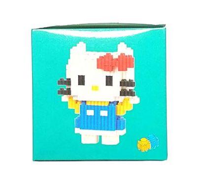 Конструктор Puzzle Toys - Hello Kitty blue (433 деталей)