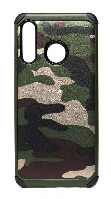 Чехол - накладка для Honor 20S / Honor 20 Lite / Huawei P30 Lite силикон Military Style