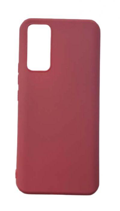 Чехол - накладка для Huawei P40 силикон Magenta