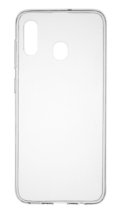 Чехол - накладка для Samsung A11 / M11 силикон прозрачный