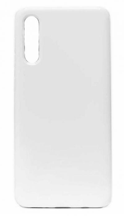 Чехол - накладка для Samsung A50 / A30S силикон White
