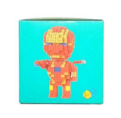 Конструктор Puzzle Toys - Iron Man №2 (830 деталей)