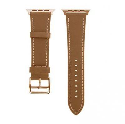 Ремешок для Apple Watch 38 / 40 мм с классической застежкой (brown)