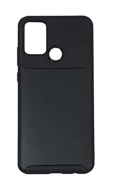 Чехол - накладка для Honor 9A силикон Carbon Black