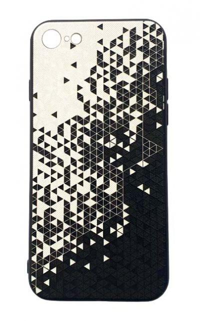 Чехол - накладка для iPhone 7 / 8 / SE 2020 силикон Tegons Fhorme
