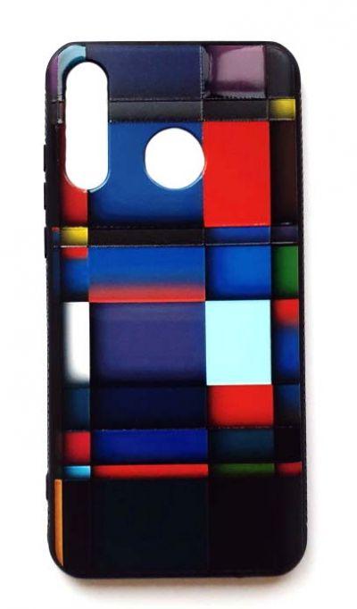 Чехол - накладка для Honor 20S / Honor 20 Lite / Huawei P30 Lite силикон Cage Multicolored