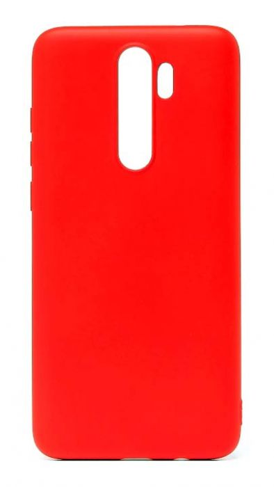 Чехол - накладка для Xiaomi Redmi Note 8 Pro силикон Activ Full Red