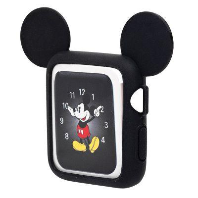 Чехол для Apple Watch 38mm Mikki Mouse Black