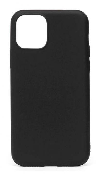 Чехол - накладка для iPhone 11 Pro силикон Activ Full Black