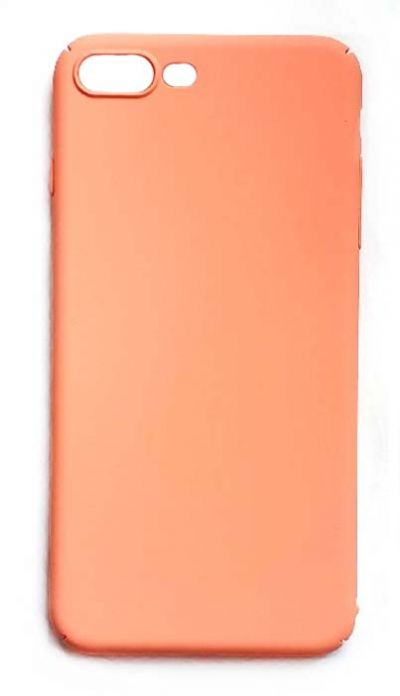 Чехол - накладка для iPhone 7 / 8 Plus пластик Soft Pink