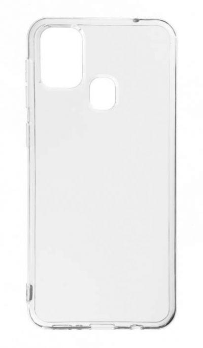 Чехол - накладка для Samsung M31 силикон прозрачный