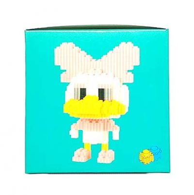 Конструктор Puzzle Toys - Daisy Duck (690 деталей)