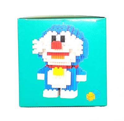 Конструктор Puzzle Toys - Doraemon (680 деталей)