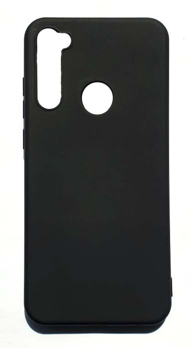 Чехол - накладка для Xiaomi Redmi Note 8T силикон Activ Full Black