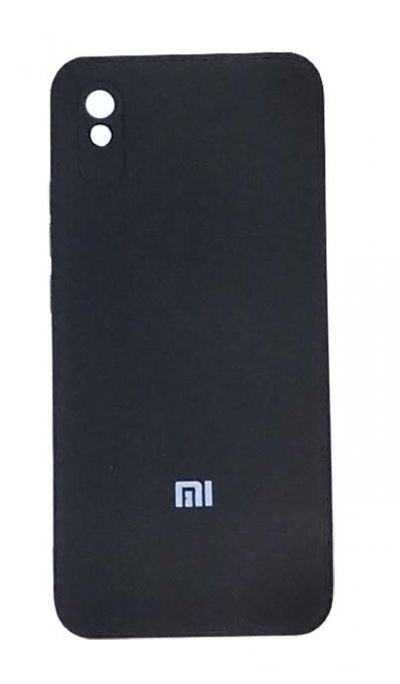 Чехол - накладка для Xiaomi Redmi 9A силикон Black org