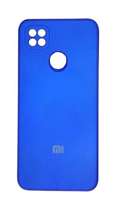 Чехол - накладка для Xiaomi Redmi 9C силикон Party Blue org
