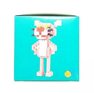Конструктор Puzzle Toys - The Pink Panther (482 деталей)