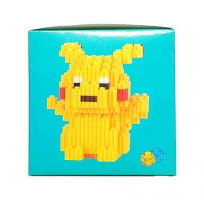 Конструктор Puzzle Toys - Pikachu (630 деталей)