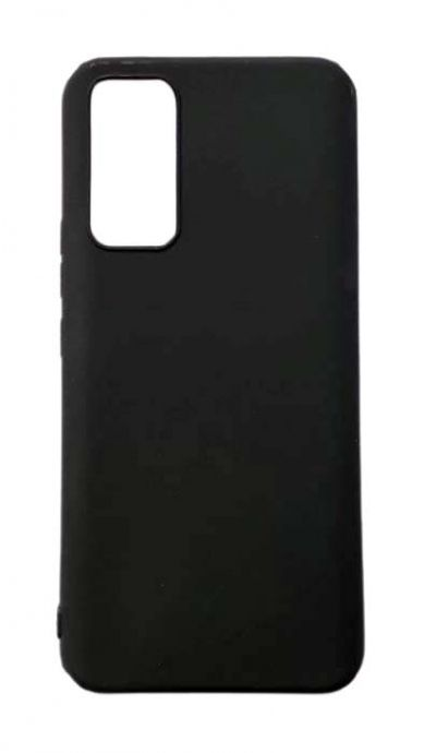 Чехол - накладка для Honor 30 / 30 Premium силикон Black