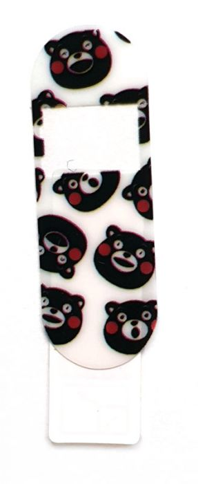 Пленка защитная для Xiaomi Mi Band 2 Медведь