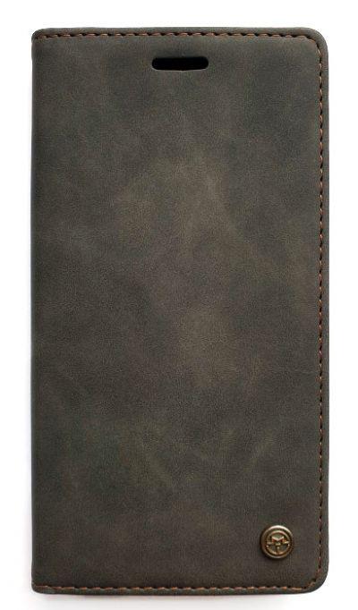 Чехол - книжка для Samsung S20 полиуретан CaseMe Black