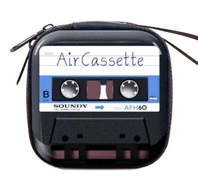 Чехол - для наушников AirCassette