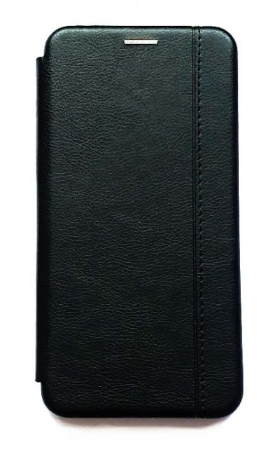 Чехол - книжка для Honor 30 / 30 Premium полиуретан Fashion Case Black
