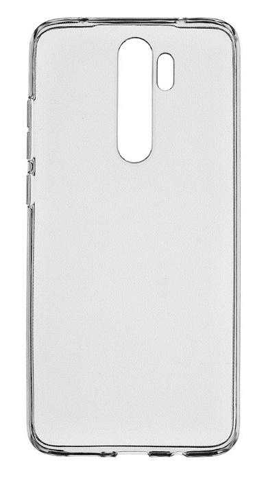 Чехол - накладка для Xiaomi Redmi Note 8 Pro силикон прозрачный