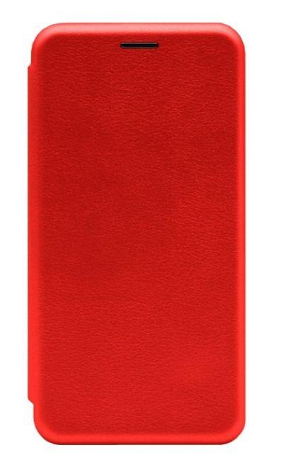 Чехол - книжка для Samsung A02s полиуретан Trendy Cases Red
