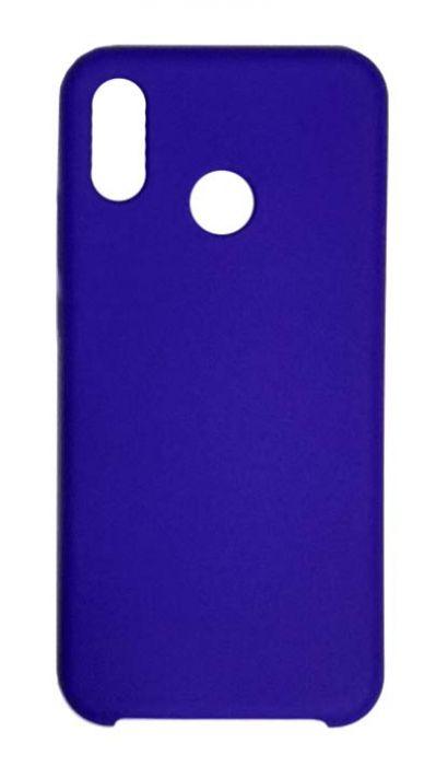 Чехол - накладка для Huawei P20 Lite Silicone Cover Ultraviolet