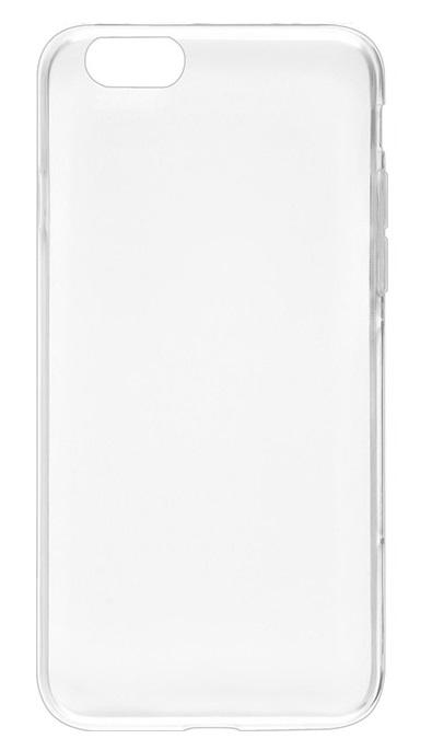 Чехол - накладка для iPhone 6 / 6S силикон прозрачный