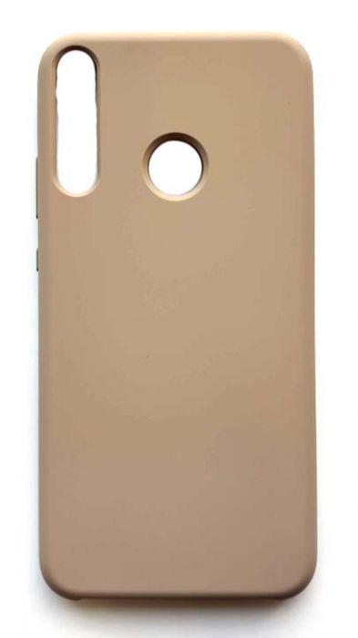 Чехол - накладка для Honor 9C / Huawei P40 Lite E Silicone Cover Grey