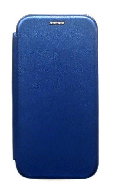 Чехол - книжка для Huawei P40 Lite полиуретан Trendy Cases Blue