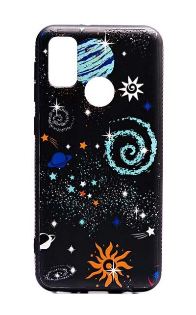 Чехол - накладка для Samsung M21 / M30s силикон Milkyway