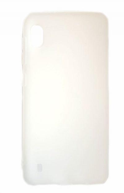 Чехол - накладка для Samsung A10 силикон Matte