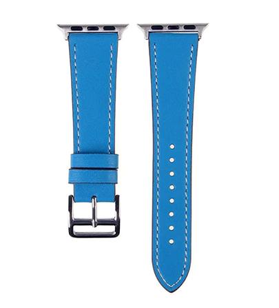 Ремешок для Apple Watch 38 / 40 мм с классической застежкой (blue)