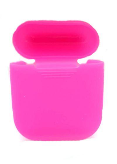 Чехол для AirPods / AirPods 2 силикон Slime Persion Rose