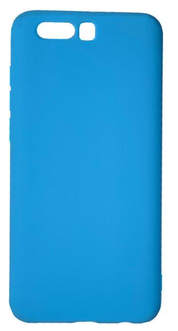Чехол - накладка для Honor 9 силикон Blue