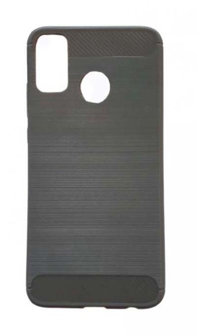 Чехол - накладка для Honor 9X Lite силикон Armor Case Grey
