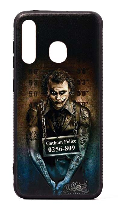 Чехол - накладка для Samsung A20 / A30 силикон Joker