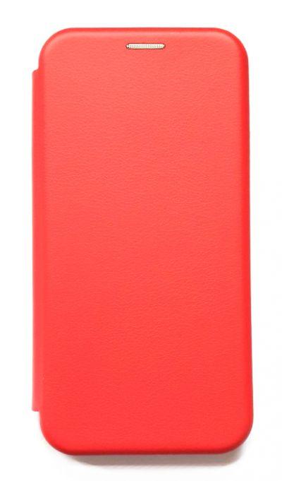 Чехол - книжка для iPhone 11 полиуретан Fashione Case Red