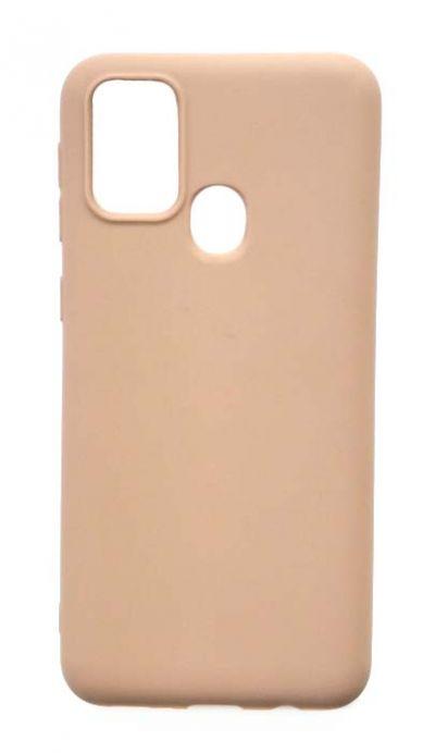 Чехол - накладка для Samsung M21 / M30s силикон Brown